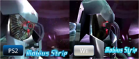 Master Core-face Differences-PS2 vs Wii