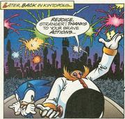 Archie Sonic - Dr. J. Kintobor