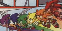 Multi-colored Sonics