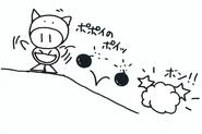 Sketch-Ball-Hog-III