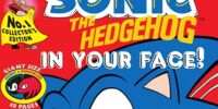 Archie Sonic the Hedgehog In Your Face!