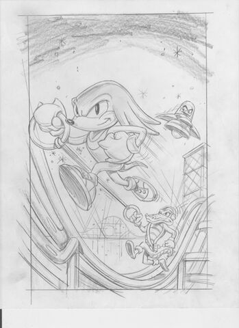 File:Knuckles' Chaotix box concept.jpg