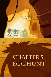 Sonic Chronicles (The Dark Brotherhood) Chapter 3