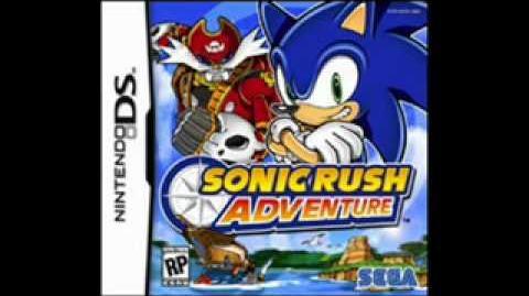 Sonic Rush Adventure Music - Haunted Ship Act 1