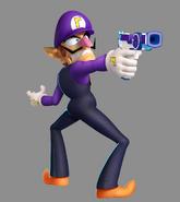Waluigi gun