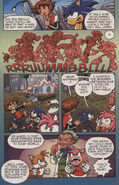 Sonic X issue 10 page 3