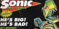 Sonic the Comic Issue 57