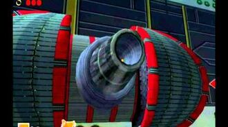 Sonic Adventure DX (GC) Tails - Sky Deck Missions Level B and A