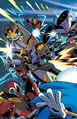 Sonic Universe -76 (variant 2)