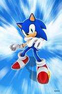 Sonic iPhone Skin (23)