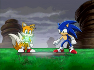 Ep28 Sonic and Tails search for emeralds