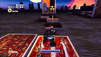 Sonic Adventure 2 (PS3) Sand Ocean Mission 5 A Rank