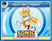 """File:Miles """"Tails"""" Prower Online Card.png"""