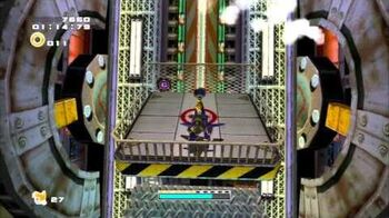 Sonic Adventure 2 (PS3) Prison Lane Mission 5 A Rank