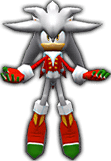 File:Sonic Rivals 2 - Silver the Hedgehog costume 2.png