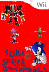 SonicBasketballBoxart