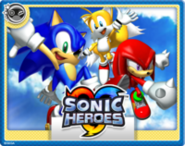 Sonic Cards