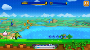 Sonic Runners Vector Gameplay (2)