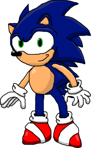 File:Sonic by Needlemouse.png