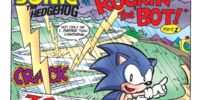 Archie Sonic the Hedgehog Issue 15