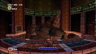 Sonic Adventure 2 Egg Golem (Eggman) 1080 HD