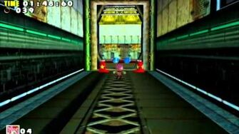 Sonic Adventure DX (GC) Amy Final Egg Missions Level B and A