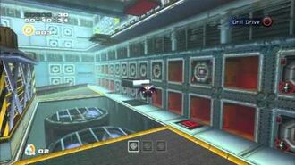Sonic Adventure 2 (PS3) Security Hall Mission 5 A Rank