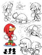 Sonic Mega Drive artwork 4