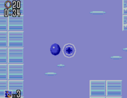 Flywheel Sonic 2 8 bit