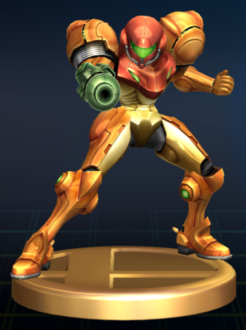 File:Samus - Brawl Trophy.png