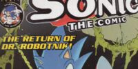 Sonic the Comic Issue 221