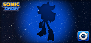 Sadow in Sonic Dash