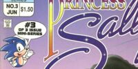 Archie Princess Sally Issue 3