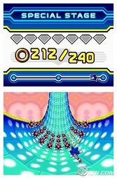 Sonic rush specialstage