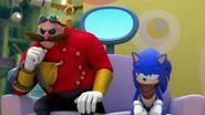 S1E41 Sonic and Eggman