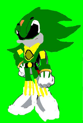 Shadow as tommy olaver green