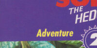Sonic the Hedgehog Adventure Gamebook 2: Zone Rangers