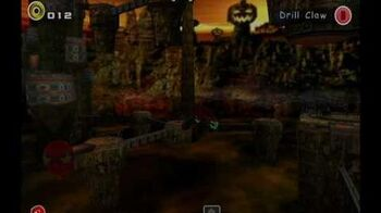 Sonic Adventure 2 Battle (GC) Pumpkin Hill Mission 4 A Rank