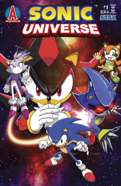 Sonic Universe 1