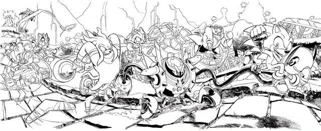 File:Sonic Boom 1 variant cover raw.png