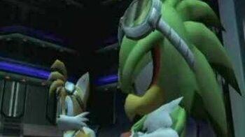 Sonic Riders Zero Gravity Trailer