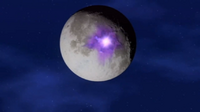 The Moon Colors