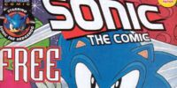 Sonic the Comic Issue 117