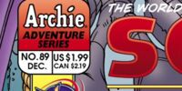 Archie Sonic the Hedgehog Issue 89