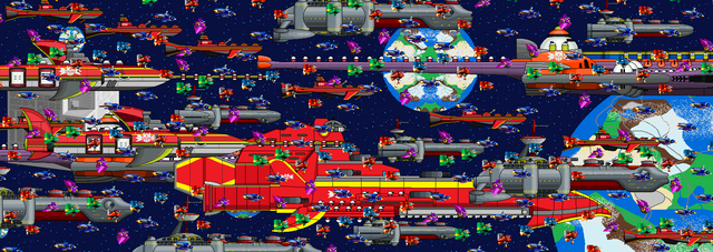 File:Galactic Eggman Empire conquering the Galaxy.png