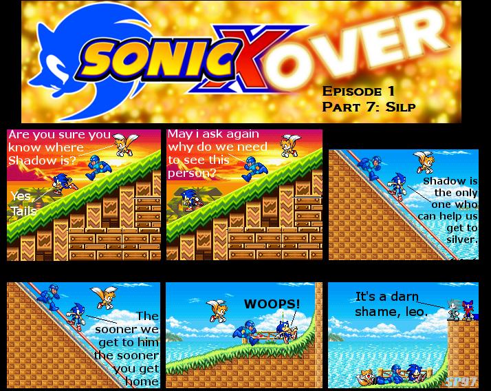 SonicXover7