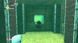 Sonic Adventure 2 (PS3) Death Chamber Mission 3 A Rank
