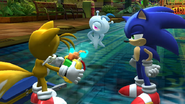 Miles Electric Sonic Colors Bugs