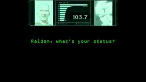 Silver tries to be Raiden!