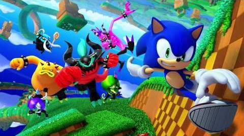 Sonic Lost World OST - Wonder World Main Title Theme